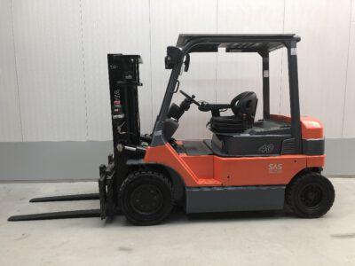 Toyota 7-FBMF40 elektrische heftruck