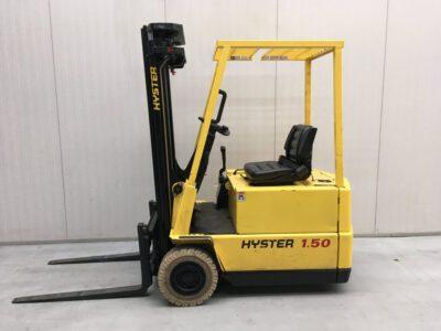 Hyster A 1.50 XL elektrische heftruck