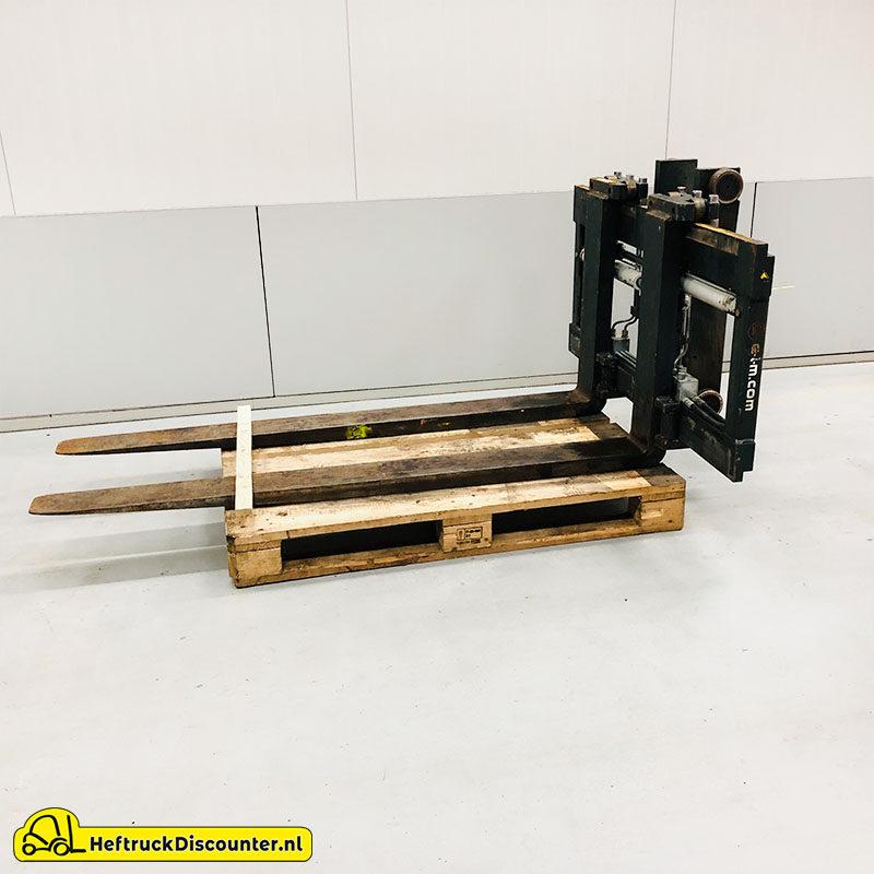 ELM - Intergraal vorkenversteller + side shift FEM3